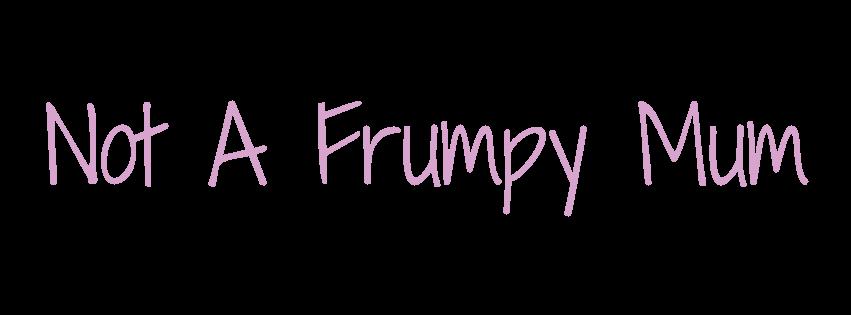 Not A Frumpy Mum