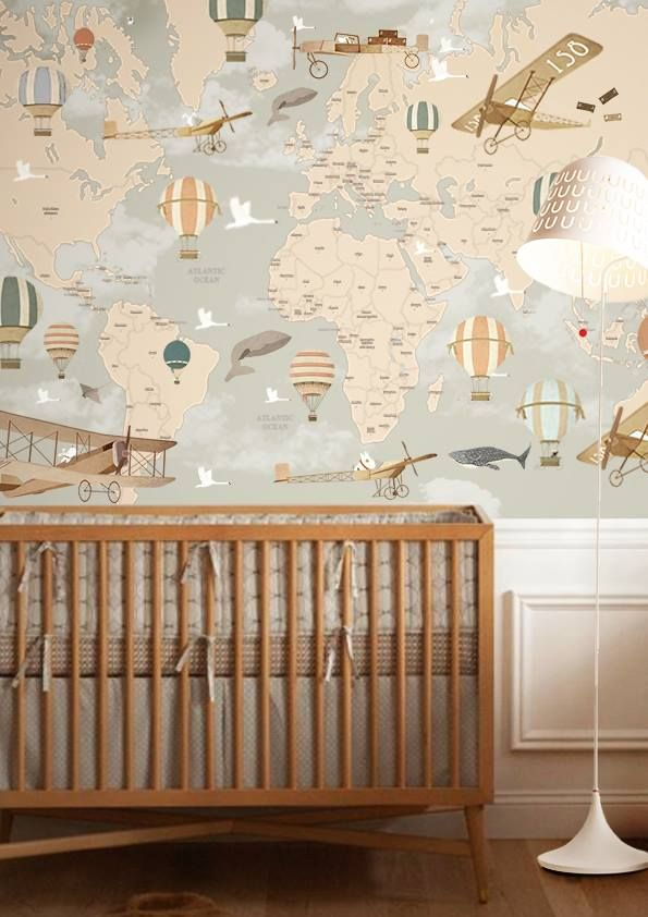 My favourite five nursery wallpapers not a frumpy mum 6c03342658ef74f7241a09670aee95d4 gumiabroncs Image collections