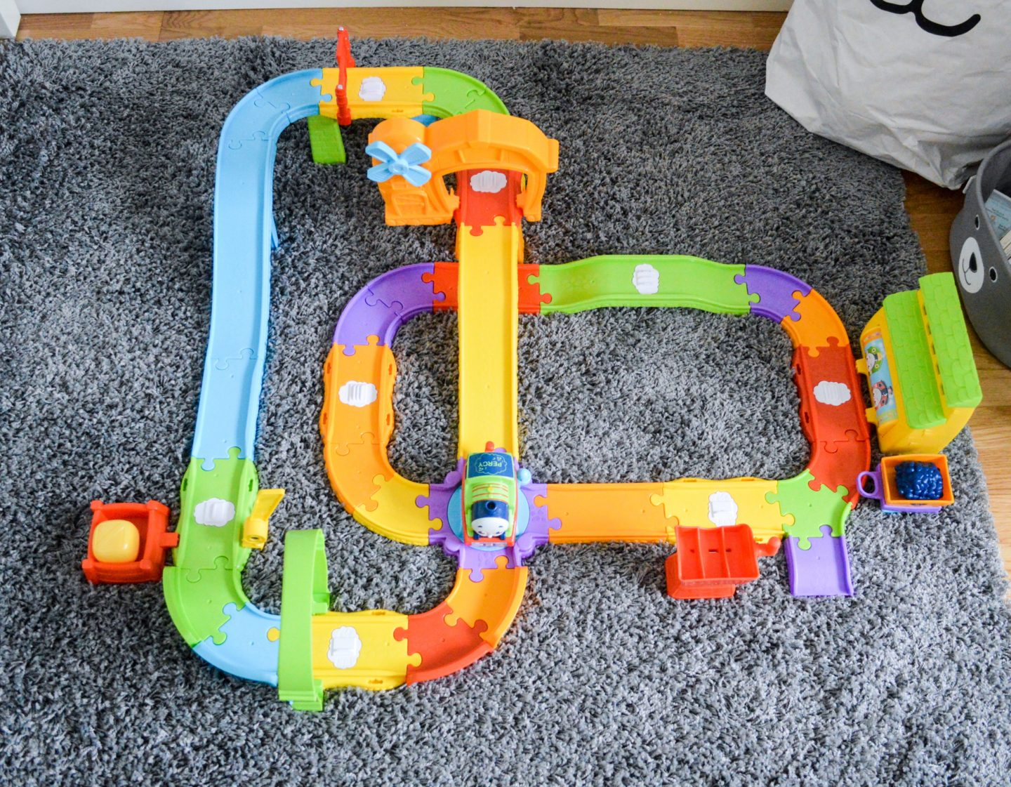 Review My First Thomas And Friends Railset Not A Frumpy Mum