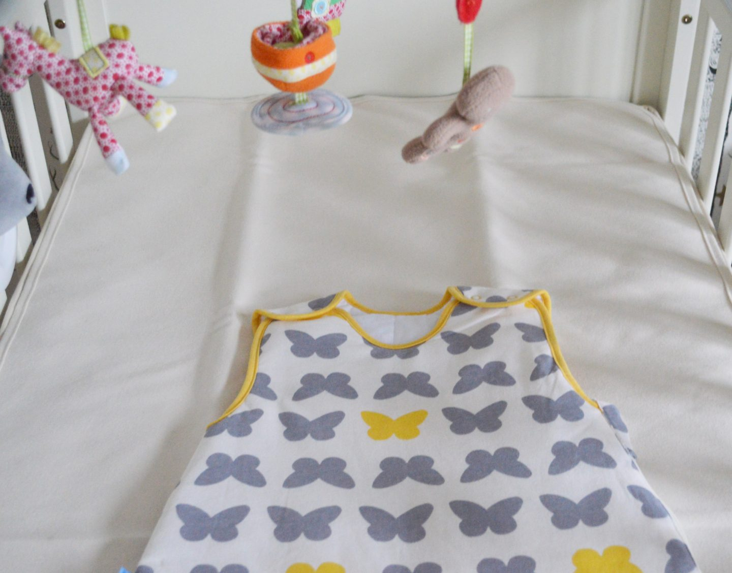 Review: The Little Green Sheep Cot Mattress