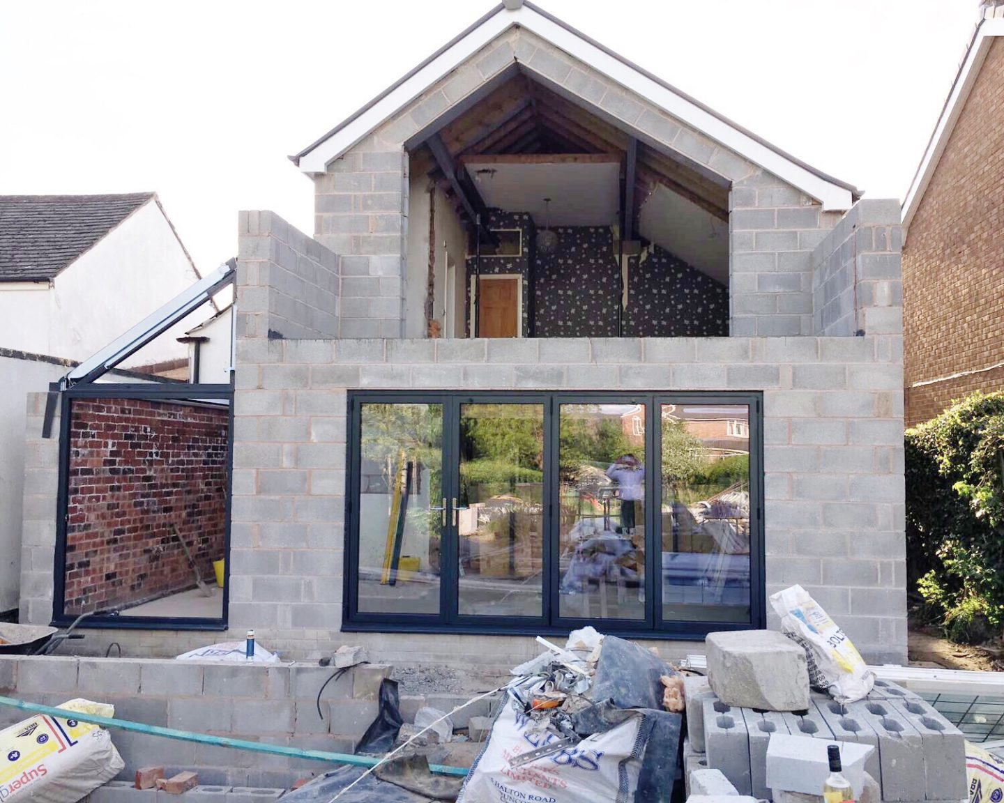 The Forever Home: Extension News 3 {Three Months In}