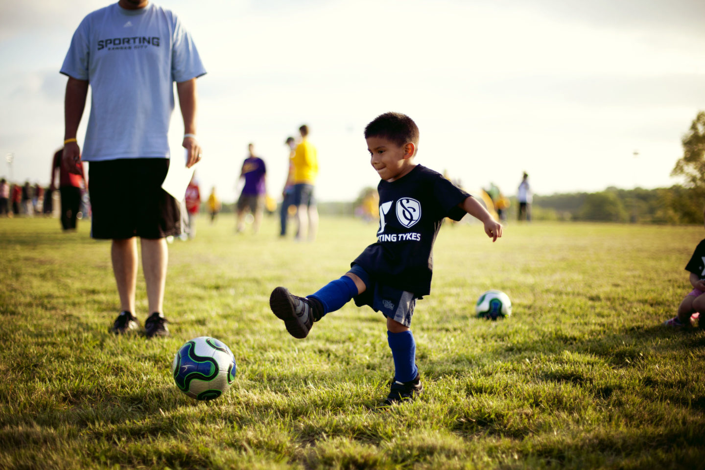 How Parents Can Support Sporty Kids