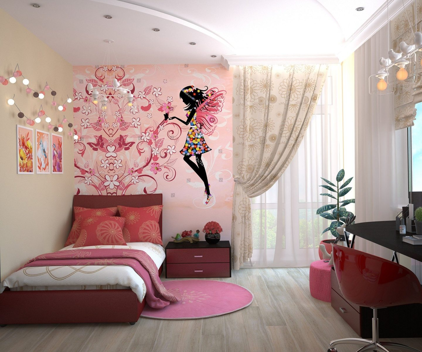 Creating A Bedroom Your Child Will Love
